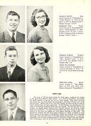Page 16, 1950 Edition, Salamonie Township High School - Thunderbolt Yearbook (Warren, IN) online yearbook collection