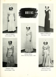 Page 17, 1950 Edition, Salamonie Township High School - Thunderbolt Yearbook (Warren, IN) online yearbook collection