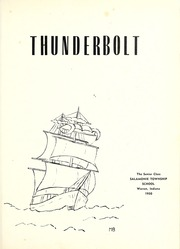Page 7, 1950 Edition, Salamonie Township High School - Thunderbolt Yearbook (Warren, IN) online yearbook collection
