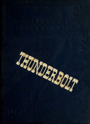 1952 Edition, Salamonie Township High School - Thunderbolt Yearbook (Warren, IN)