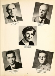 Page 11, 1952 Edition, Salamonie Township High School - Thunderbolt Yearbook (Warren, IN) online yearbook collection