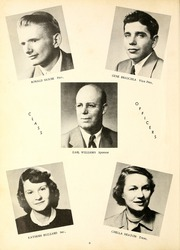 Page 12, 1952 Edition, Salamonie Township High School - Thunderbolt Yearbook (Warren, IN) online yearbook collection
