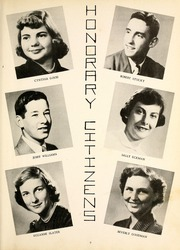 Page 13, 1952 Edition, Salamonie Township High School - Thunderbolt Yearbook (Warren, IN) online yearbook collection