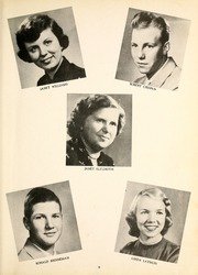 Page 15, 1952 Edition, Salamonie Township High School - Thunderbolt Yearbook (Warren, IN) online yearbook collection
