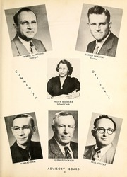 Page 9, 1952 Edition, Salamonie Township High School - Thunderbolt Yearbook (Warren, IN) online yearbook collection