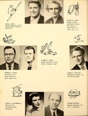 Page 10, 1956 Edition, Salamonie Township High School - Thunderbolt Yearbook (Warren, IN) online yearbook collection