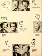 Page 12, 1956 Edition, Salamonie Township High School - Thunderbolt Yearbook (Warren, IN) online yearbook collection
