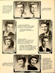 Page 14, 1956 Edition, Salamonie Township High School - Thunderbolt Yearbook (Warren, IN) online yearbook collection