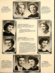 Page 17, 1956 Edition, Salamonie Township High School - Thunderbolt Yearbook (Warren, IN) online yearbook collection