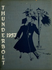 1957 Edition, Salamonie Township High School - Thunderbolt Yearbook (Warren, IN)