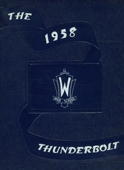 1958 Edition, Salamonie Township High School - Thunderbolt Yearbook (Warren, IN)