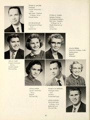 Page 10, 1959 Edition, Salamonie Township High School - Thunderbolt Yearbook (Warren, IN) online yearbook collection