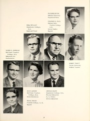 Page 11, 1959 Edition, Salamonie Township High School - Thunderbolt Yearbook (Warren, IN) online yearbook collection