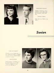 Page 16, 1959 Edition, Salamonie Township High School - Thunderbolt Yearbook (Warren, IN) online yearbook collection