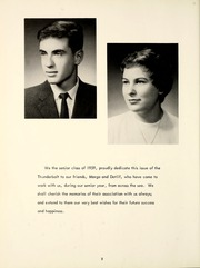 Page 6, 1959 Edition, Salamonie Township High School - Thunderbolt Yearbook (Warren, IN) online yearbook collection
