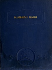 1946 Edition, Nineveh High School - Bluebirds Flight Yearbook (Nineveh, IN)