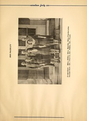 Page 13, 1946 Edition, Nineveh High School - Bluebirds Flight Yearbook (Nineveh, IN) online yearbook collection