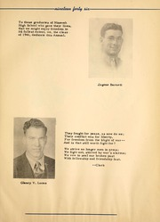 Page 9, 1946 Edition, Nineveh High School - Bluebirds Flight Yearbook (Nineveh, IN) online yearbook collection
