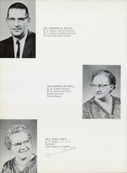 Page 14, 1961 Edition, Midland High School - Middies Yearbook (Midland, IN) online yearbook collection