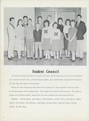Page 6, 1961 Edition, Midland High School - Middies Yearbook (Midland, IN) online yearbook collection