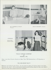 Page 9, 1961 Edition, Midland High School - Middies Yearbook (Midland, IN) online yearbook collection