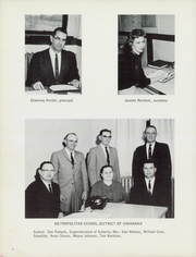 Page 10, 1963 Edition, Midland High School - Middies Yearbook (Midland, IN) online yearbook collection