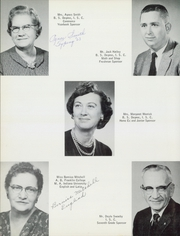 Page 12, 1963 Edition, Midland High School - Middies Yearbook (Midland, IN) online yearbook collection