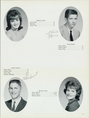 Page 17, 1963 Edition, Midland High School - Middies Yearbook (Midland, IN) online yearbook collection
