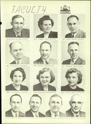 Page 13, 1949 Edition, Madison Township High School - Madisonian Yearbook (Wakarusa, IN) online yearbook collection