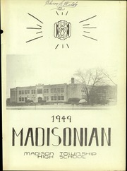 Page 3, 1949 Edition, Madison Township High School - Madisonian Yearbook (Wakarusa, IN) online yearbook collection