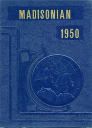 1950 Edition, Madison Township High School - Madisonian Yearbook (Wakarusa, IN)