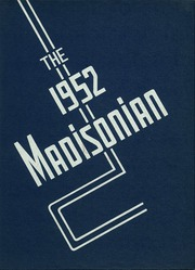 Page 1, 1952 Edition, Madison Township High School - Madisonian Yearbook (Wakarusa, IN) online yearbook collection