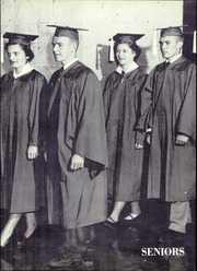 Page 11, 1952 Edition, Madison Township High School - Madisonian Yearbook (Wakarusa, IN) online yearbook collection