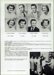 Page 13, 1952 Edition, Madison Township High School - Madisonian Yearbook (Wakarusa, IN) online yearbook collection