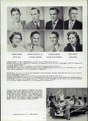 Page 15, 1952 Edition, Madison Township High School - Madisonian Yearbook (Wakarusa, IN) online yearbook collection