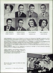 Page 17, 1952 Edition, Madison Township High School - Madisonian Yearbook (Wakarusa, IN) online yearbook collection