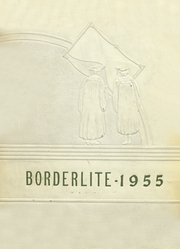 1955 Edition, Converse Jackson High School - Borderlite Yearbook (Converse, IN)