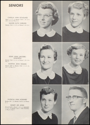 Page 13, 1957 Edition, Converse Jackson High School - Borderlite Yearbook (Converse, IN) online yearbook collection