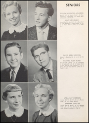 Page 14, 1957 Edition, Converse Jackson High School - Borderlite Yearbook (Converse, IN) online yearbook collection