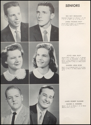Page 16, 1957 Edition, Converse Jackson High School - Borderlite Yearbook (Converse, IN) online yearbook collection