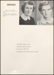 Page 17, 1957 Edition, Converse Jackson High School - Borderlite Yearbook (Converse, IN) online yearbook collection