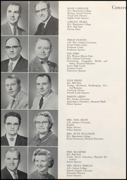 Page 10, 1958 Edition, Converse Jackson High School - Borderlite Yearbook (Converse, IN) online yearbook collection