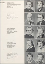 Page 11, 1958 Edition, Converse Jackson High School - Borderlite Yearbook (Converse, IN) online yearbook collection