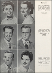 Page 14, 1958 Edition, Converse Jackson High School - Borderlite Yearbook (Converse, IN) online yearbook collection