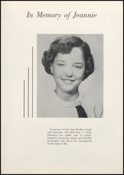 Page 7, 1958 Edition, Converse Jackson High School - Borderlite Yearbook (Converse, IN) online yearbook collection