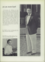 Page 15, 1959 Edition, Converse Jackson High School - Borderlite Yearbook (Converse, IN) online yearbook collection
