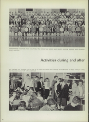 Page 8, 1959 Edition, Converse Jackson High School - Borderlite Yearbook (Converse, IN) online yearbook collection