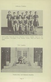 Page 11, 1935 Edition, Jefferson High School - Jeffersonian Yearbook (Goshen, IN) online yearbook collection
