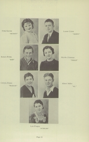 Page 13, 1935 Edition, Jefferson High School - Jeffersonian Yearbook (Goshen, IN) online yearbook collection