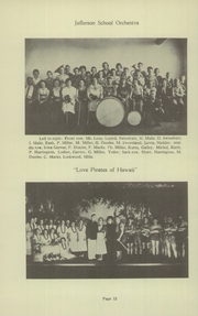 Page 14, 1935 Edition, Jefferson High School - Jeffersonian Yearbook (Goshen, IN) online yearbook collection